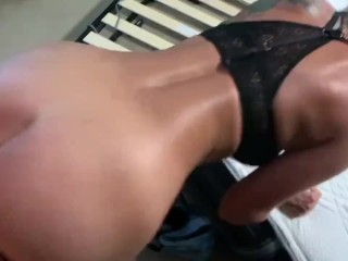 Tried to move out. Got fucked. Didn't move out... -Amateur Mandy FoXXX