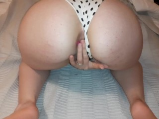 Perfect ass and pussy