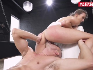 HerLimit - Stacy Cruz Young Czech Teen Fucked ROUGH In Her Tight Pussy