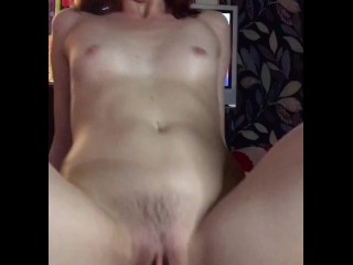 Quick Cock Ride- Amateur Couple Homemade