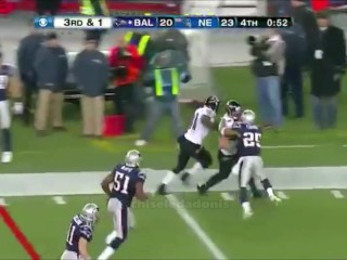 NFL Classic Game Highlight Commentary | 2011 AFC Championship | Patriots vs Ravens | Chiseled Adonis