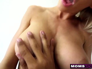 MomsTeachSex - Being My Hot Step Moms Dirty Fucking Secret S9:E8