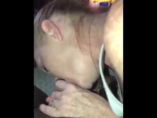 No Teeth Mouth Uses Gums & Tongue To Massage BBC