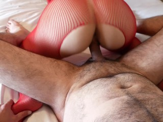MILF LOVES TO LICK MAN ASS, FEET, NIPPLES - RIMMING AND SUCKING